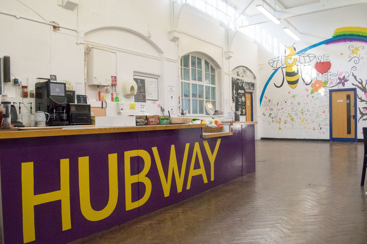 The Hubway Cafe
